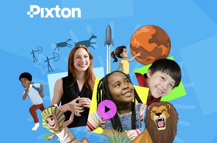 Pixton Comic