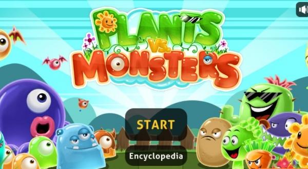 Plants vs Monsters