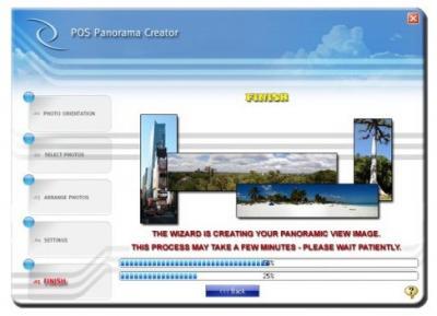 Pos Panorama Pro