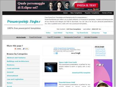 Powerpointstyles.com