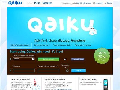 Qaiku.com