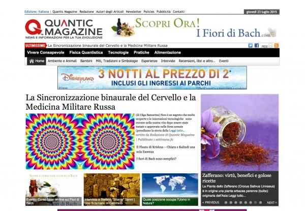 Quantic Magazine