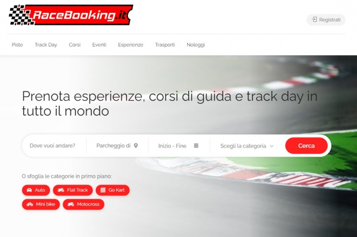 Racebooking.it
