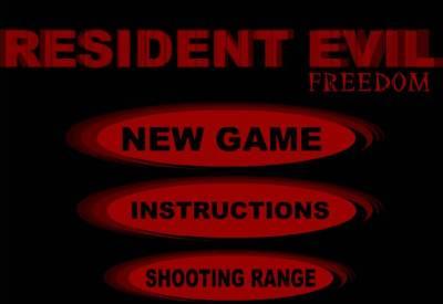 Resident Evil Freedom