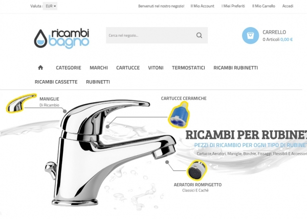 Ricambibagno.it