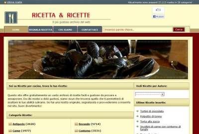 Ricettaricette.com
