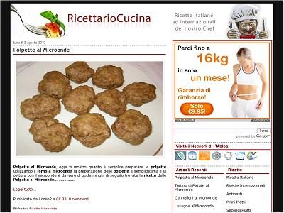Ricettariocucina.com