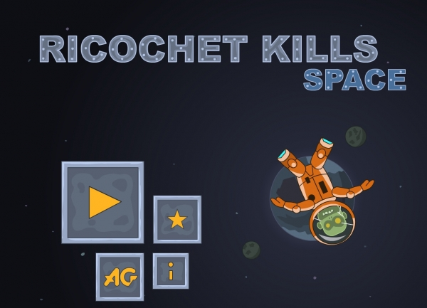 Ricochet Kills: Space