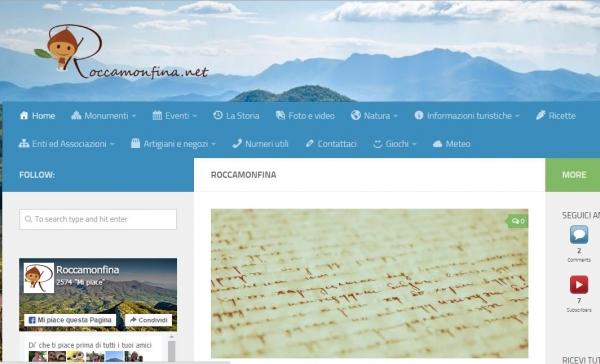 Roccamonfina.net