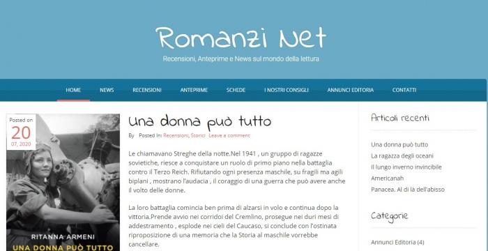 Romanzi.net
