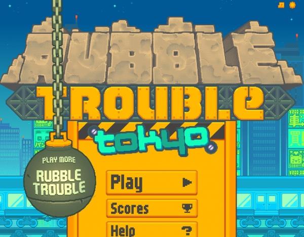 Rubble Trouble: Tokyo