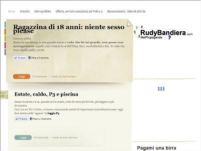 Rudybandiera.com