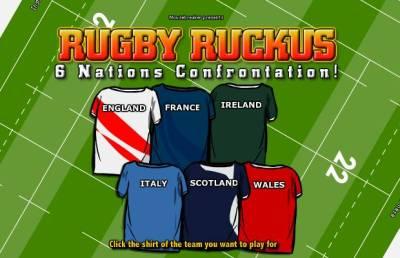 Rugby Ruckus