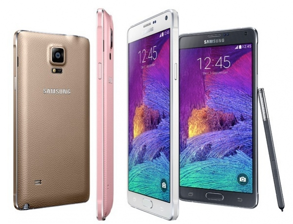Download APK delle applicazioni del Samsung Galaxy Note 4