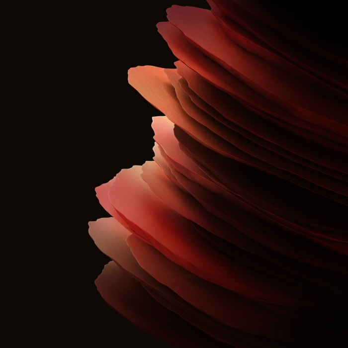 Samsung Galaxy Tab Active 3 Stock Wallpapers Red