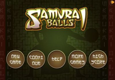 Samurai Balls