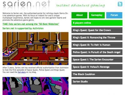 Sarien.net