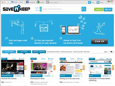 Savenkeep.com