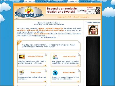 Scherzetti.com