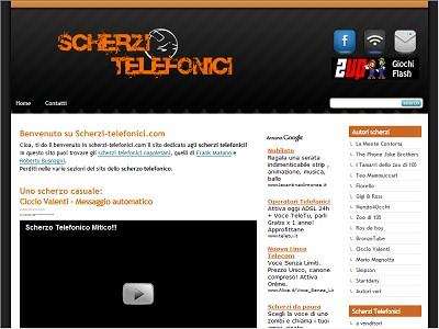 Scherzi-telefonici.com