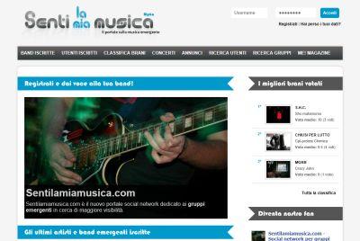 Sentilamiamusica.com