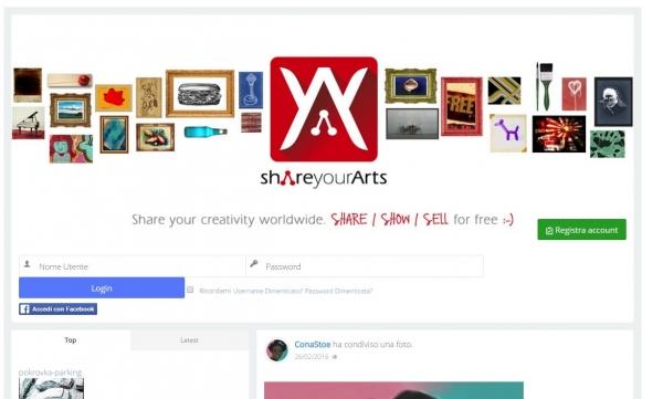 Shareyourarts.com
