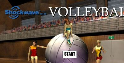 Shockwave Volleyball