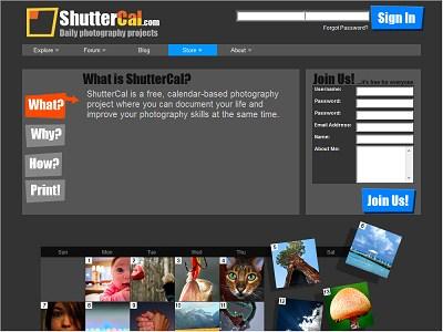 Shuttercal.com