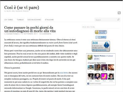 Signorponza.com