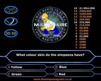 Simpson Millionaire