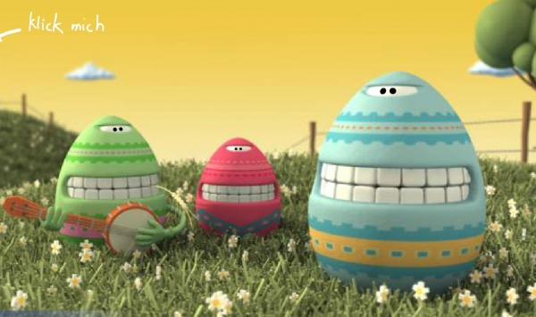 Singing Easter Eggs