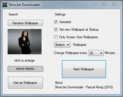 Skins.be Downloader