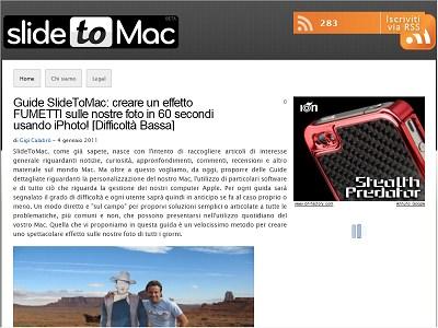 Slidetomac.com