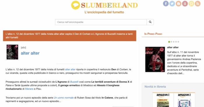 Slumberland.it