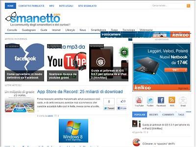 Smanetto.com