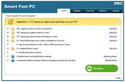 Smart Fast PC