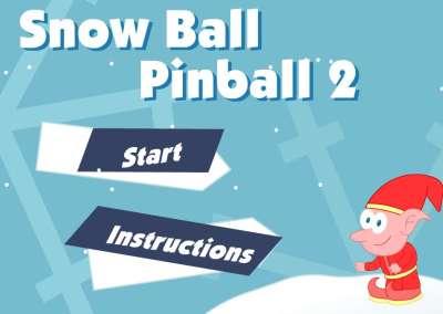 Snow Pinball 2