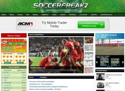 Soccerfreakz.com