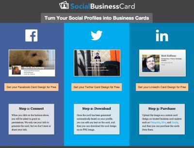 SocialBusinessCard