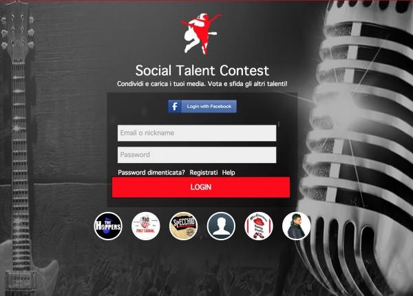 Social Talent Contest