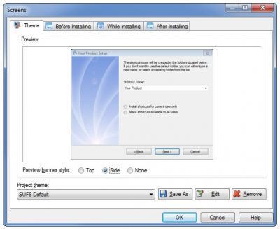 Software Installer Builder