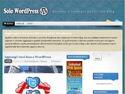 Solowordpress.com