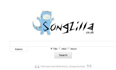 Songzilla.co.uk