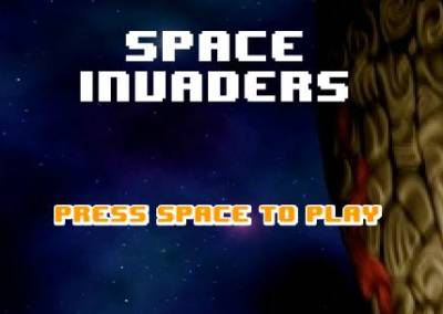 Space Invaders Miniclip