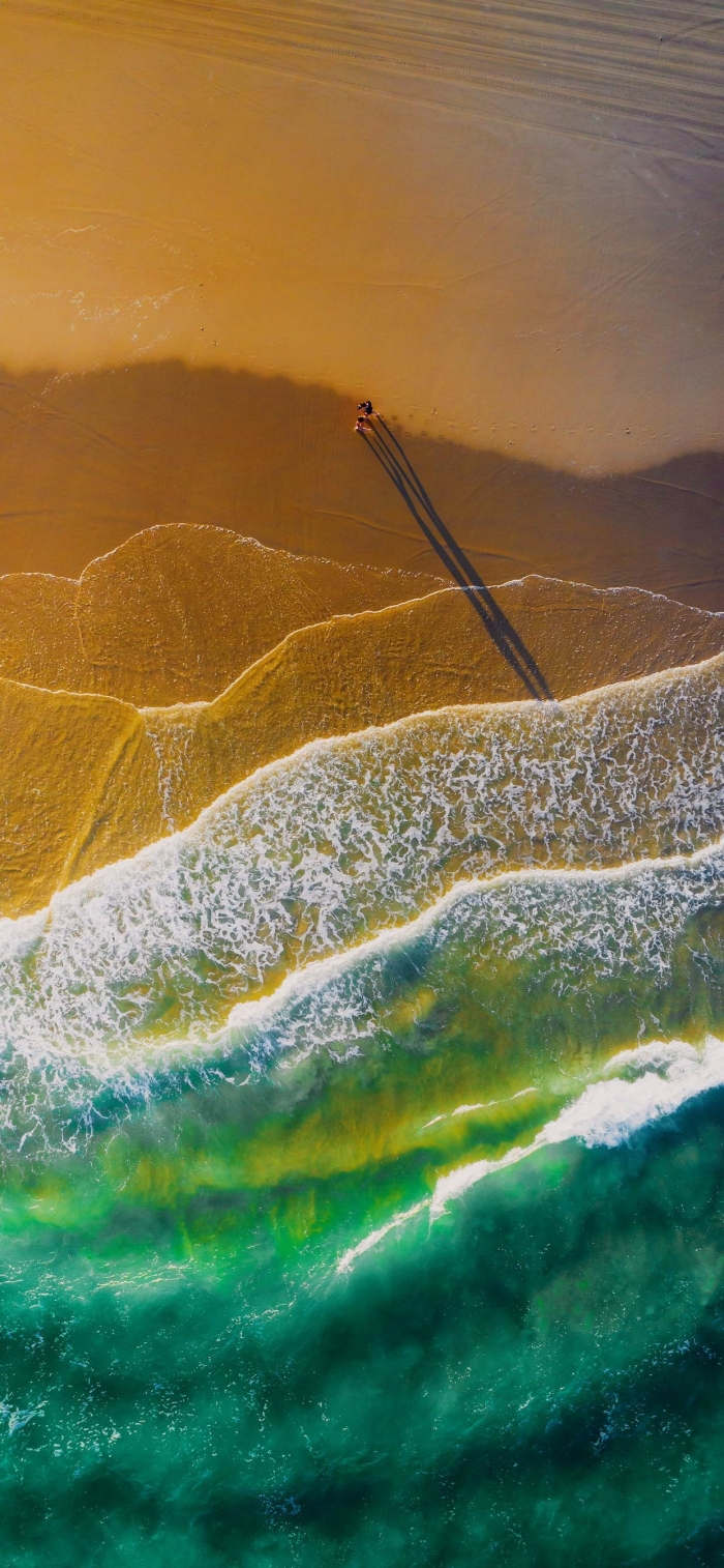 Spiaggia di onde