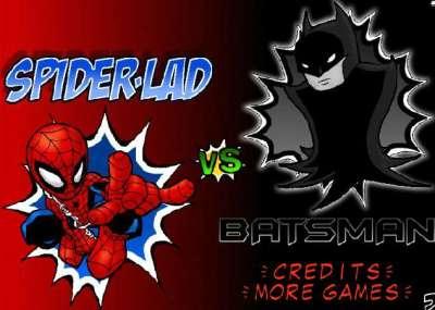 Spiderlad vs Batsman
