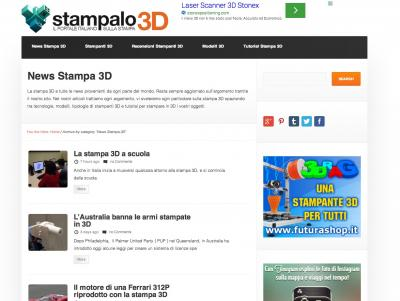Stampalo3D