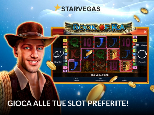 StarVegas: Slot Machine Online