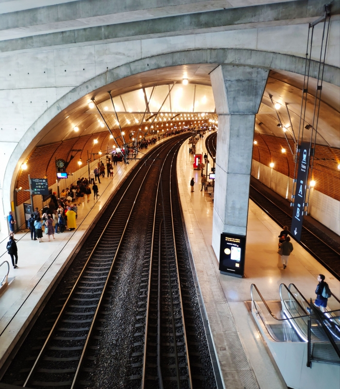 Stazione treni di Montecarlo