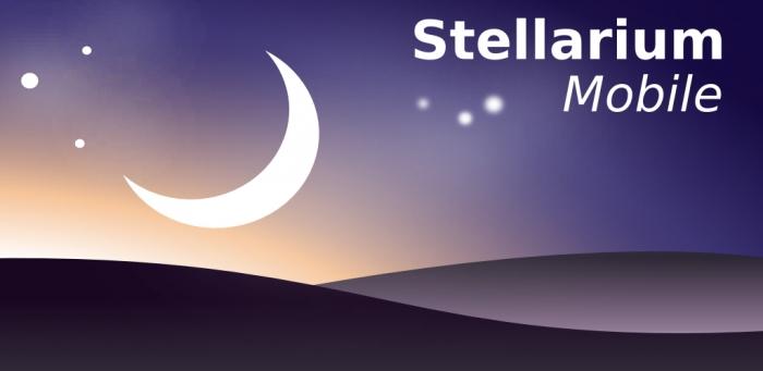 Stellarium Mobile
